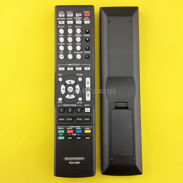 US $22 88 |Aliexpress com : Buy RC018SR REMOTE CONTROL FOR Marantz NR1403  5 1 Channel Home Theater Receiver from Reliable Remote Controls suppliers  on