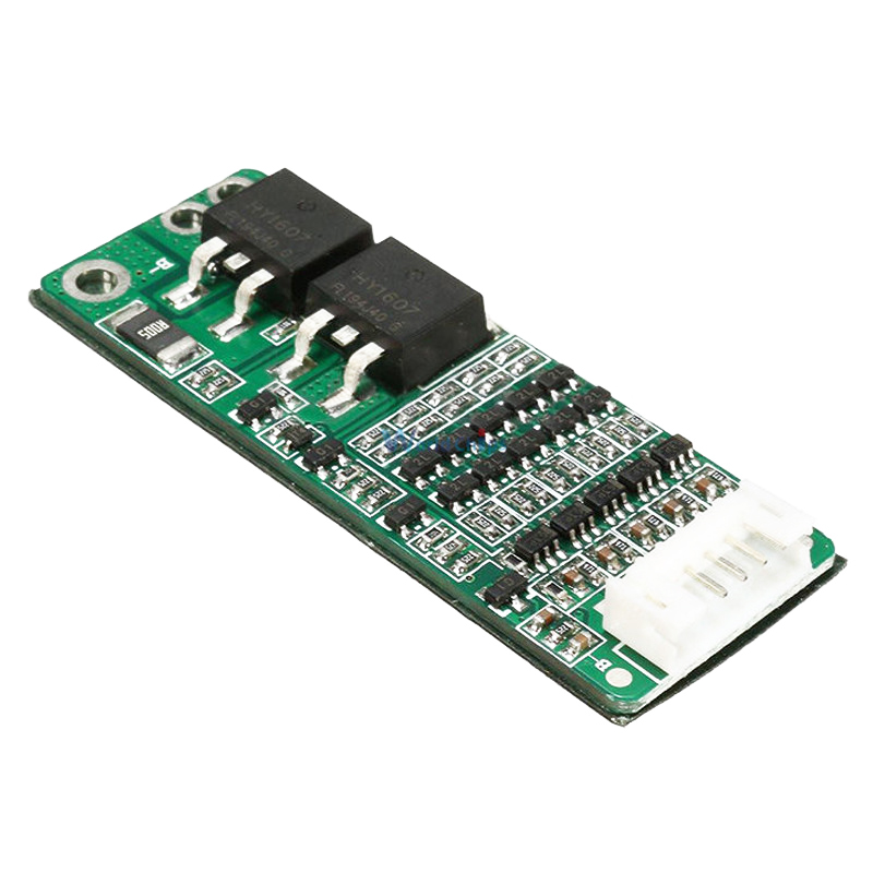 <font><b>5S</b></font> 15A Li-Ion Lithium Battery Bms <font><b>18650</b></font> Charger <font><b>Protection</b></font> Board 18V 21V Cell <font><b>Protection</b></font> Circuit image