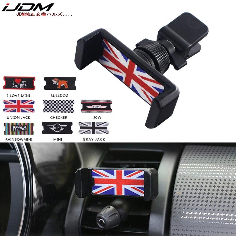 For Mini Cooper Black Union Jack Handle Hand Brake Emergency Cover Trim U3