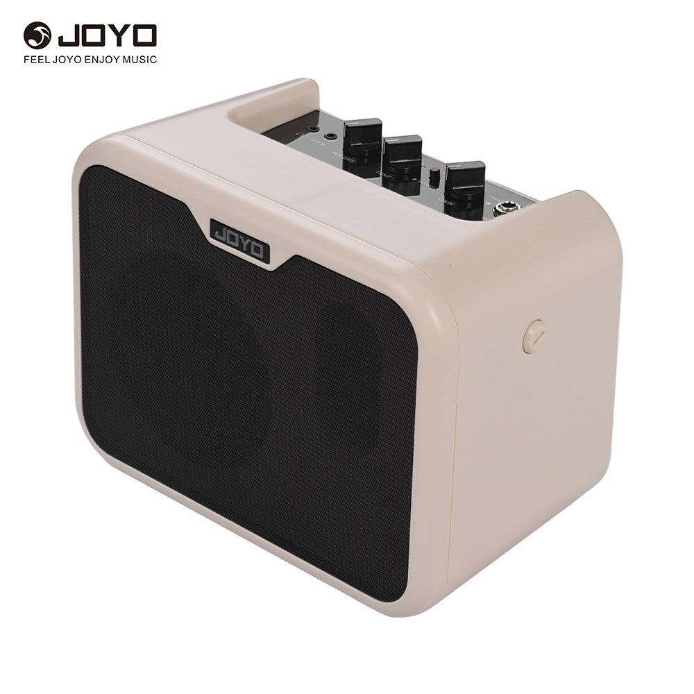 JOYO MA 10B Mini Portable Electric Bass Amplifier Speaker 10Watt Amp Normal Drive Dual Channels with