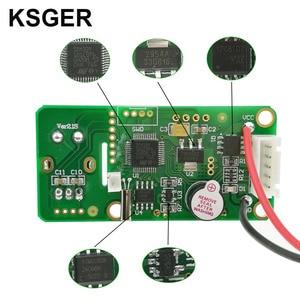 Image 3 - KSGER V2.1S di saldatura Elettrica T12 STM32 OLED Digital Stazione di Saldatura Temperatura Regolatore di Strumenti di Saldatura