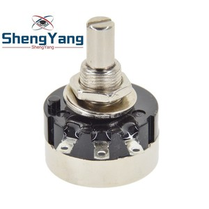 2pcs RV24YN20S B201 B501 B102 B202 B502 B103 B203 B503 B104 B204 B254 B504 B105 500 ohm 10K 20K 50K 100K 200K ohm Potentiometer(China)