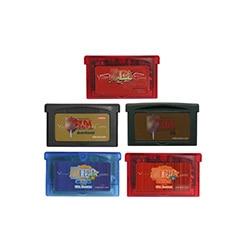 32 Bit Handheld Console Video Game Cartridge Console Card Zeld Series English Language US Version