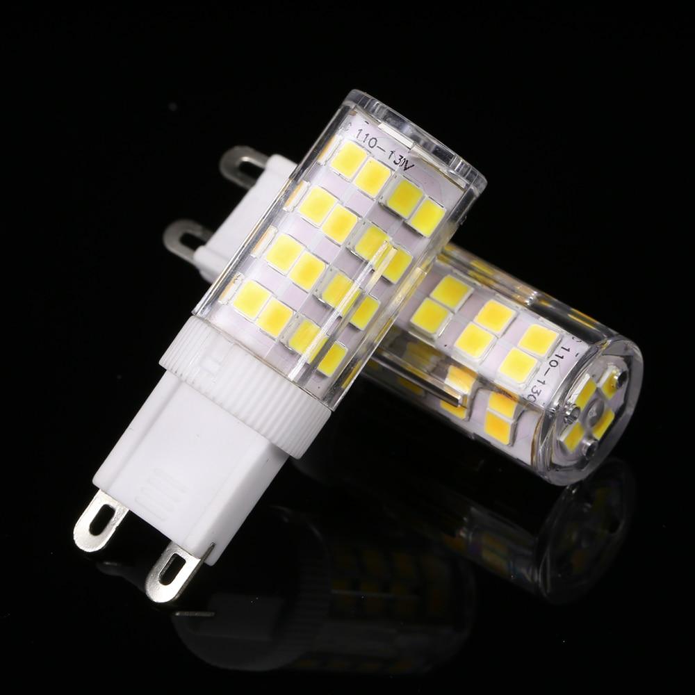 New Arrival G9 Led Bulb Non Dimmable Ceramics Light