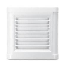 15 Вт 4 дюйма тишина вентиляции сильный выхлоп вытяжной вентилятор для оконная стена ванная, туалет, кухня, установленный 220V 100 мм стенной вентилятор