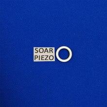 Пьезоэлектрическое кольцо 20*14*3mm-PZT5 пьезокерамический болт-зажимной датчик ультразвукового очистителя PZT биодизель датчик смешивания чипов
