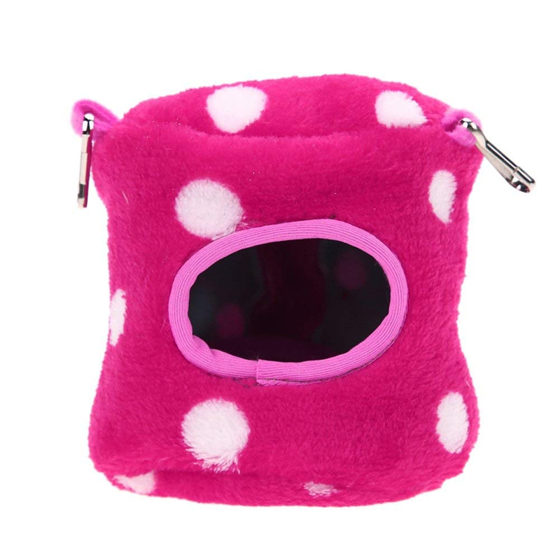 1 Pack Warm Pet Hamster Cushion Hammock Small Animal House Rabbit Mice Squirrel Toy House With Bed Mat Discounts Price