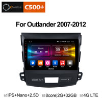 Ownice C500+ G10 Android 8.1 Car Radio GPS Player Navi for Mitsubishi Outlander 2007 with 32G 8 Core Auto Radio Multimedia 4G