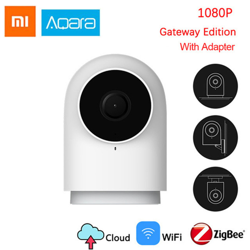 Aqara Camera G2 Camera Smart Gateway Hub With Gateway Function 1080P 140 Degrees View For Xiaomi Mi Home APP Smart Kit