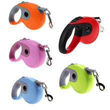 3M/5M Automatic Retractable Dog Leash Flexible Puppy Cat Pet Traction Rope Belt for Small Medium Dogs Products