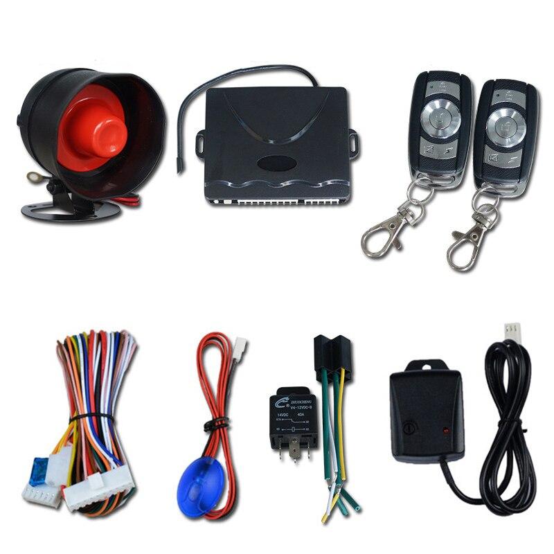 Car alarm, on-site alarm one-way burglar alarmCar alarm, on-site alarm one-way burglar alarm