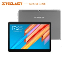 Teclast M20 4G Phablet Android 8.0 10.1 inch 1920 x 1200 MT6797 X23 Deca Core 3GB RAM 32GB ROM Phone Tablets Dual Band Wifi