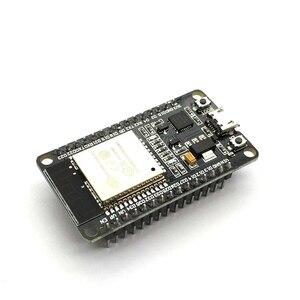 Image 4 - Free shipping ESP32 ESP 32 CP2102 Wireless WiFi Bluetooth Development Board Micro USB Dual Core Power Amplifier Filter Module