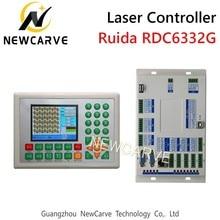 RDC6332M RDC6332G Laser Control System DSP Controller For CO2 Laser Cutting Machine NEWCARVE стоимость