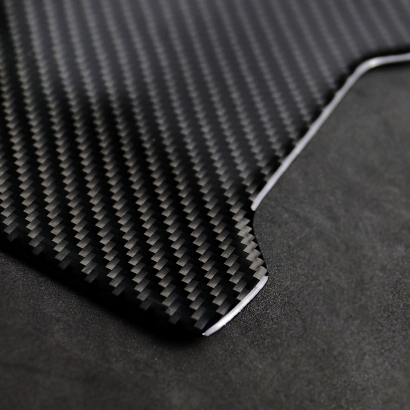 Image 4 - For Mercedes Benz C Class W205 C180 C200 C300 GLC260 Carbon Fiber Car Rear Armrest Storage Box Panel Cover-in Interior Mouldings from Automobiles & Motorcycles