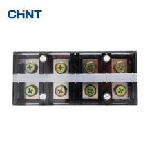 CHNT TC1504 Terminal Block High Electric Current Connection 150A 4 Section Fixed Plate