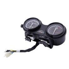 Motorcycle Tachometer Speedometer Meter Gauge Moto Tacho Instrument clock case for Ybr 125 2005-2009 Version for honda cbr400 nc29 speedometer tachometer tacho gauge instruments motorcycle parts
