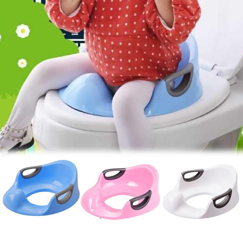 Summer Travel Potty Seat Toilet Training Safe Seat Portable Toilet Ring With Comfortable Assistant Multifunctional Accessories