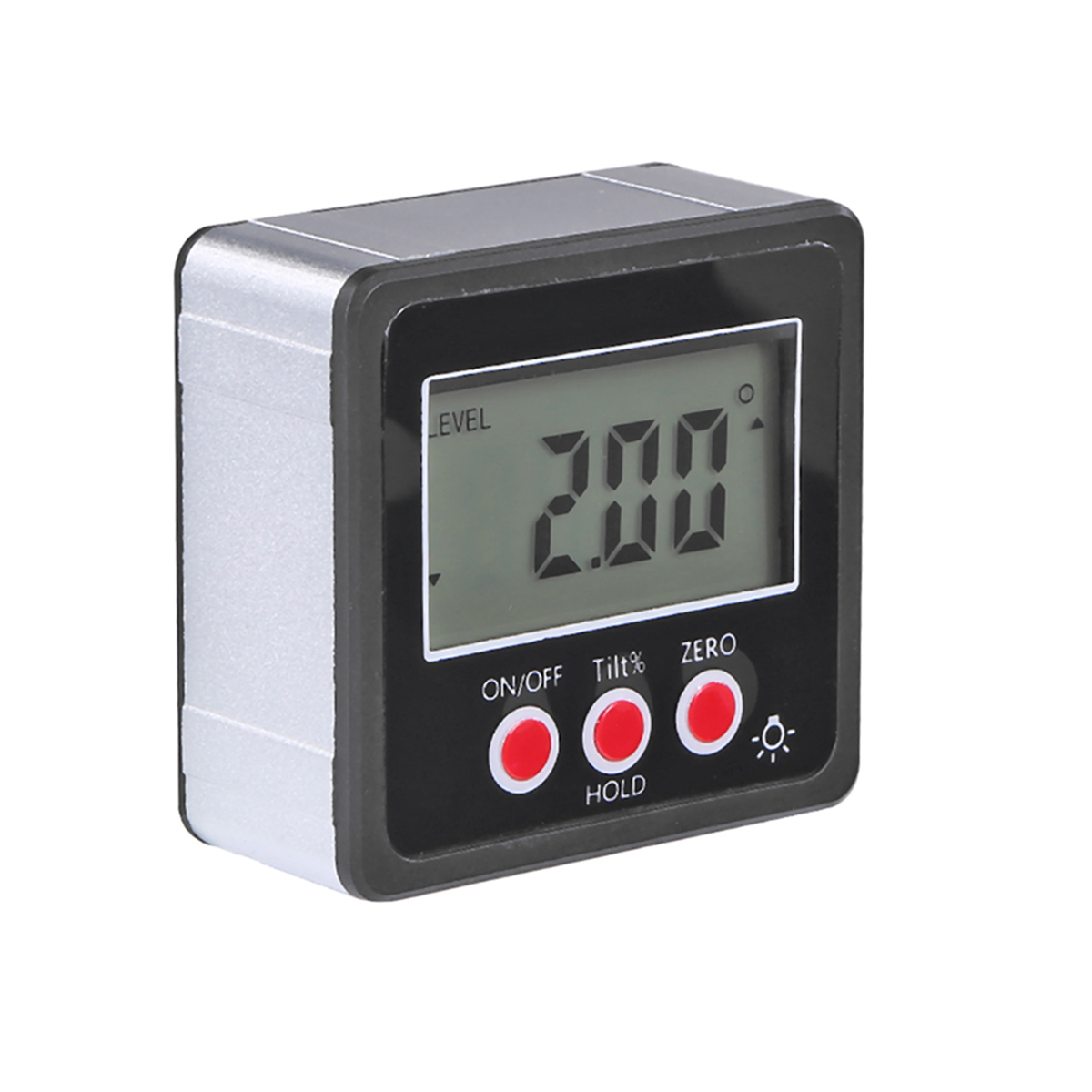 ANENG Precise Digital Inclinometer Protractor Waterproof Level Box Angle Finder Bevel Box With Magnetic Base