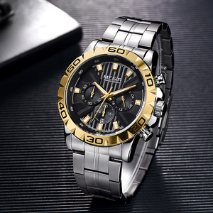 Image 5 - 2020 New MEGIR Watch Men Chronograph Quartz Business Mens Watches Top Brand Luxury Waterproof Wrist Watch Reloj Hombre Saat