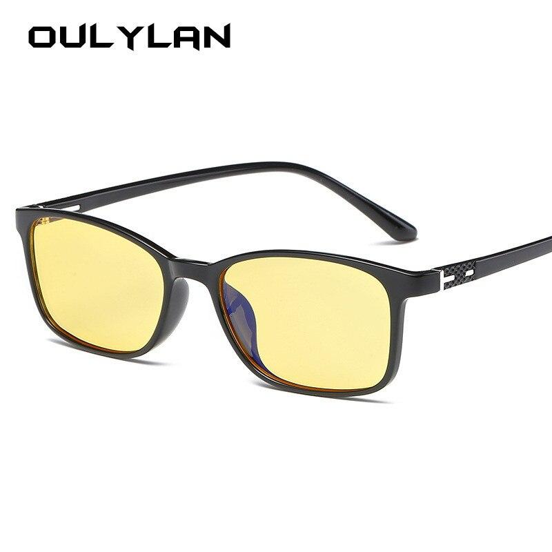 bd2fb66946c Oulylan sin montura gafas de sol de las mujeres de corte de diamante de la  lente