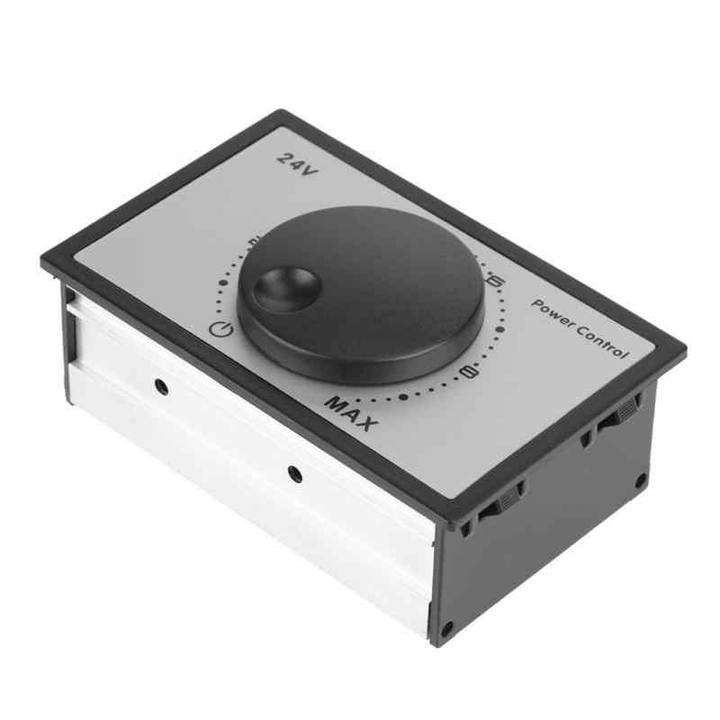 4.5A AC 220V a CC 3 V-24 V controlador de velocidad del Motor sin escobillas soplador de ventiladores interruptor de Control piezas al por mayor