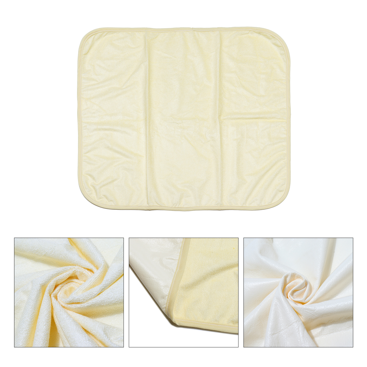 Baby Changing Pad Child Kids Waterproof Bed Cloth Diaper Pad Reusable Washable Urine Mat Changing Cover Elder Sheet