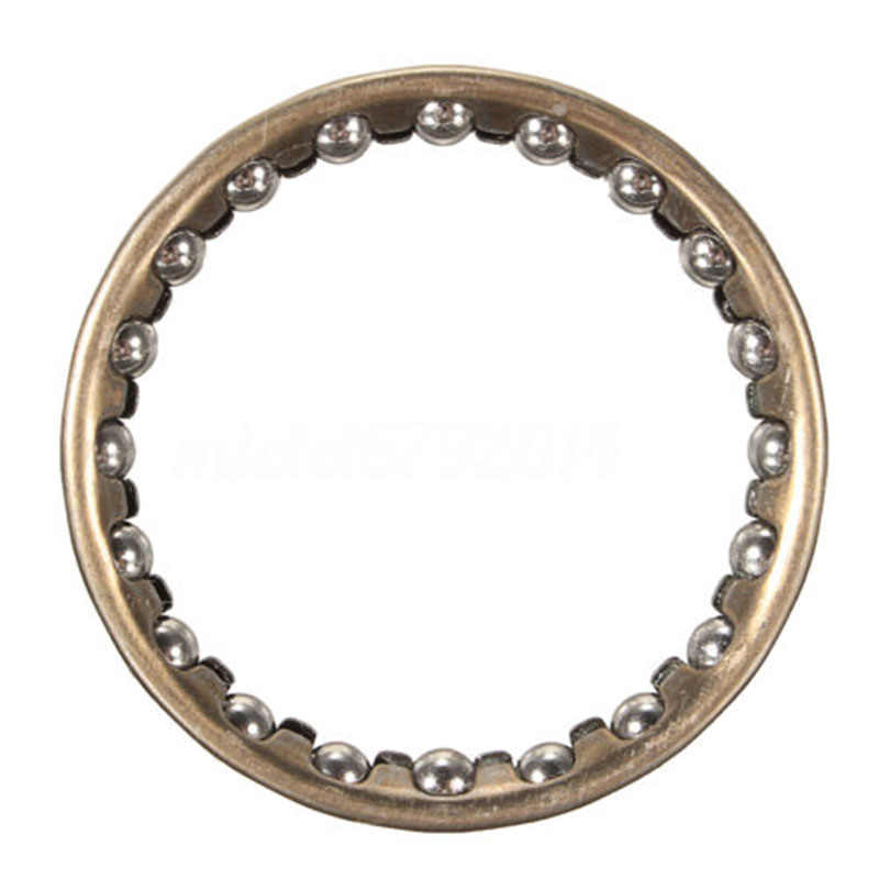 """New Bicycle 1-1/8"""" Headset Caged Ball Bearing Race Cycling Headset Bearing 2pcs Hot Selling"""