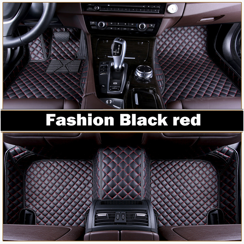 Custom fit car floor mats for BMW 3 series F30 F31 F34 GT Gran Turismo 320i 335i 318d 320d 325d 328d 330d 335d