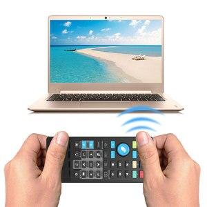 Image 4 - Беспроводной пульт дистанционного управления Powstro, инфракрасный USB приемник для компьютера, Windows 7 8 10 Xp Vista