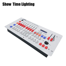 SHOW TIME Disco 240 DMX Controller Stage light DMX signal console for XLR-3 led par moving head DJ light stage effect light free shipping quick show 3 dmx controller or dmx control software controller equipment for disco nightclub stage light