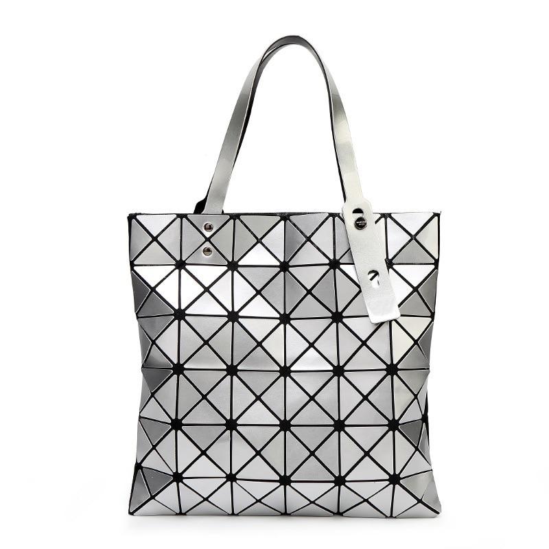 8ff36930e9 Japan Diamond Women Handbags Geometry Ladies Handbag Female Casual Totes  Women Shoulder Bag Top-Handle