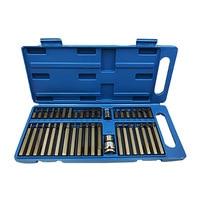 40pcs/Set Torx Inner Hexagonal Star Batch Wrenches Set car Household Hand Tool Kits Set Multifunctional combination tools sets