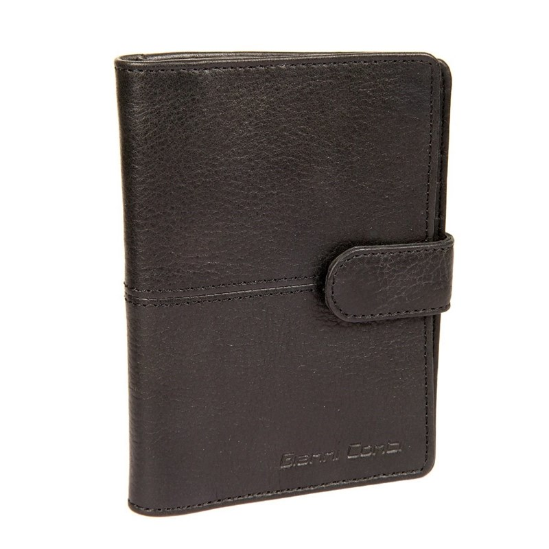 Passport cover and avtodokumentov Gianni Conti 1137458 black