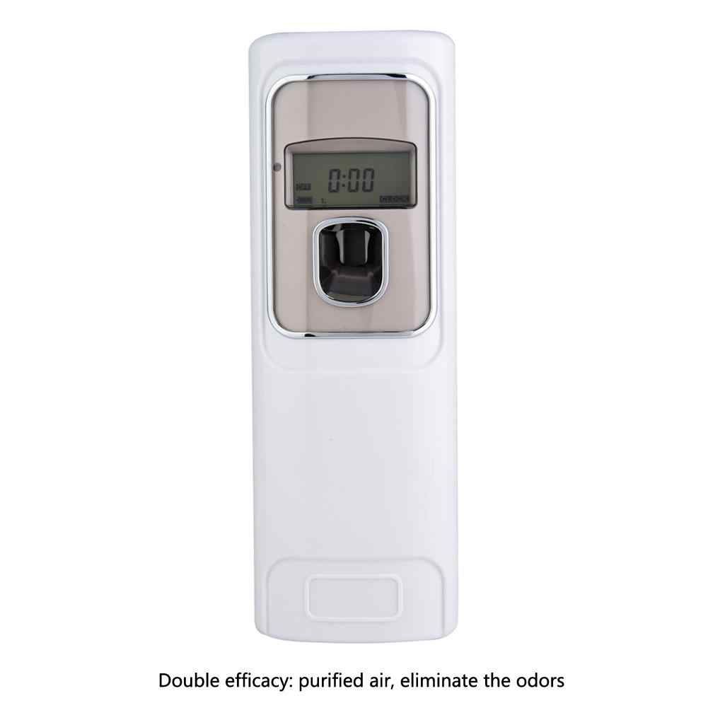 Hot sale Air Purifier LCD Display Timer Wall-mounted Automatic Air Freshener Fragrance Aerosol Spray Dispenser