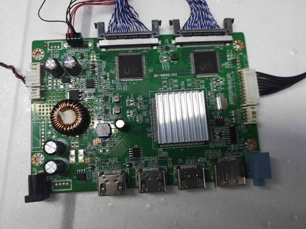 2K 144HZ <font><b>240HZ</b></font> LCD controller Driver Board Monitor Kit for M270DAN02.3 M270DAN02.6 M270DTN01.0 M270DTN01.5 1.3 panel screen image