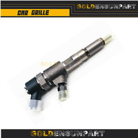 diesel fuel common rail injector 0445110422 0445110421 for iveco bosch