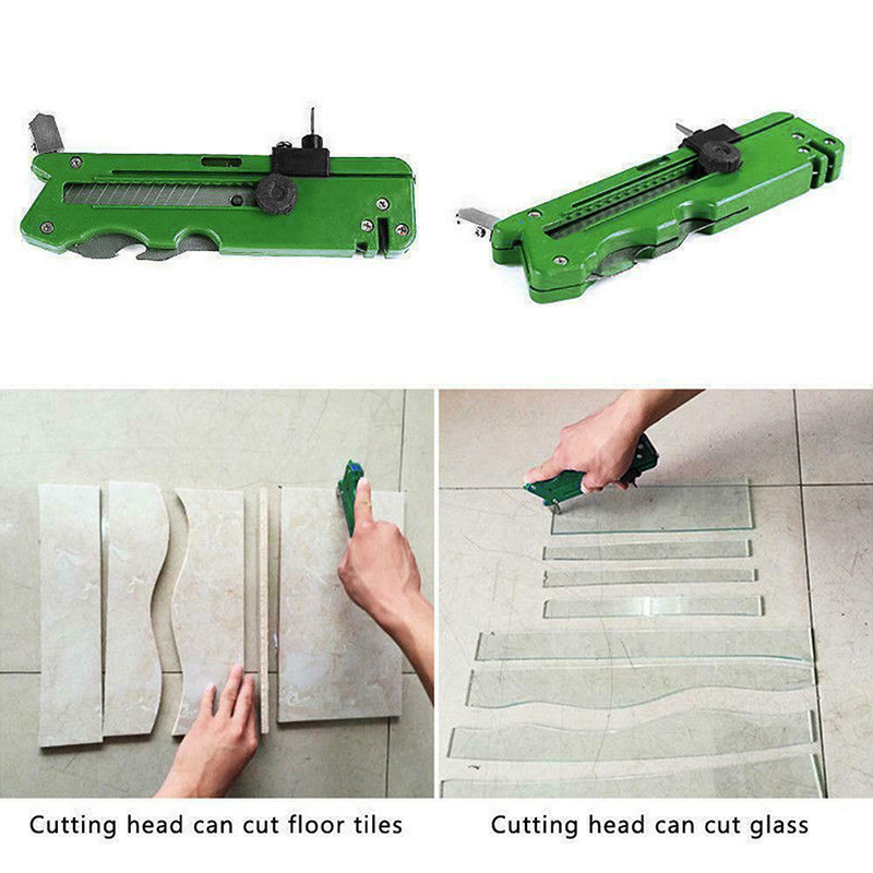 Multifunction Foldable Glass Tile Cutter Blade Metal Ceramic Plastic Glass Cutting Tool