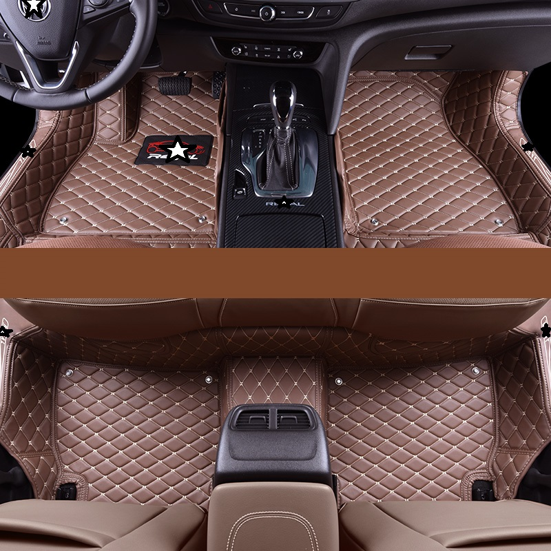 Automobiles & Motorcycles Decoration Modified Modification Auto Accessories Accessory Styling Protector Interior Carpet Car Floor Mats For Buick Regal