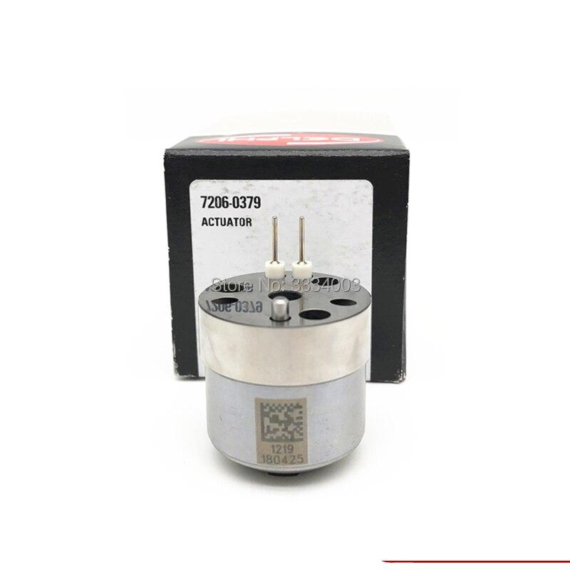 Antrieb gemeinsame rail control ventil 7206-0379 für Delphi injektor FH Volvo 583 Schwere Lkw Teil Keine: 20430583