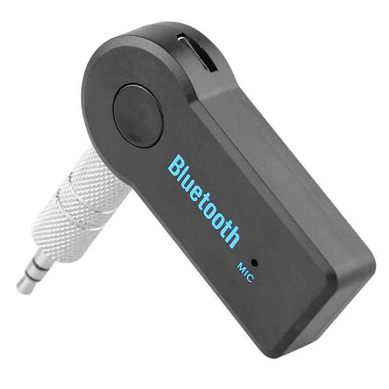 BEESCLOVER Bluetooth 4,1 receptor inalámbrico Bluetooth adaptador 3,5mm Aux Audio música RECEPTOR ESTÉREO coche micrófono AUX 3,5mm