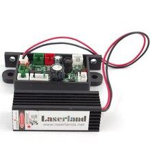 Có thể đặt tiêu 150 mW 650nm 655nm 660nm Mô đun Laser Màu Đỏ Diode với 12 V TTL