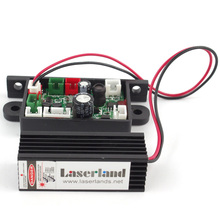 Focusable 150 mW 650nm 655nm 660nm Rode Laser Module Diode met 12 V TTL