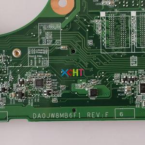 Image 5 - CN 0R6R4V 0R6R4V R6R4V DA0JW8MB6F1 w I3 3217U מעבד w N13P GV2 S A2 GPU עבור Dell Vostro 5460 מחשב נייד האם מחשב נייד