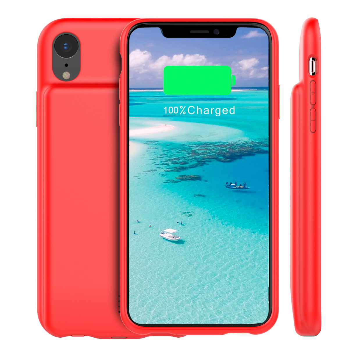 For iPhone Xr Battery Charger Case with Audio 5000mAh External Backup Charger Power Bank Protective Phone Shell phone CoverFor iPhone Xr Battery Charger Case with Audio 5000mAh External Backup Charger Power Bank Protective Phone Shell phone Cover