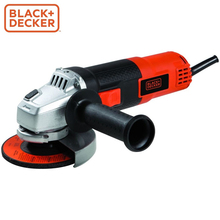 Угловая шлифовальная машина Black+Decker KG8215-RU 820 Вт