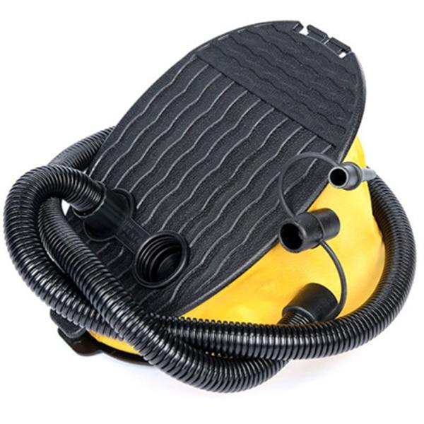 Bomba de pie de escalera de aire 3 LTR para camas juguetes inflables bomba de aire para CAMPING