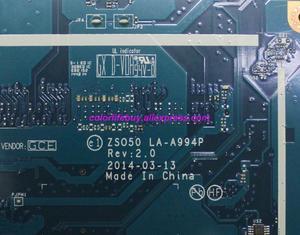 Image 5 - 本物の 787809 501 787809 601 787809 001 ZSO50 LA A994P ワット N3540 CPU ノートパソコンのマザーボード Hp 250 256 G3 ノート Pc