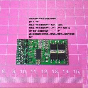 Image 1 - 16A batterie BMS carte de Protection avec équilibrage 3s 4s 5s Packs Li ion batterie au lithium