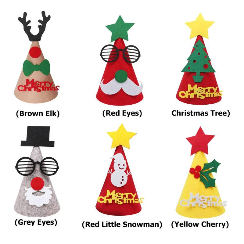 Washable Protective 3D Chair Cover Chair Covers Christmas Decorations Snowman Elk Santa Claus Christmas Pine Tree Dining Room Cloth Art Craft Chair Cover